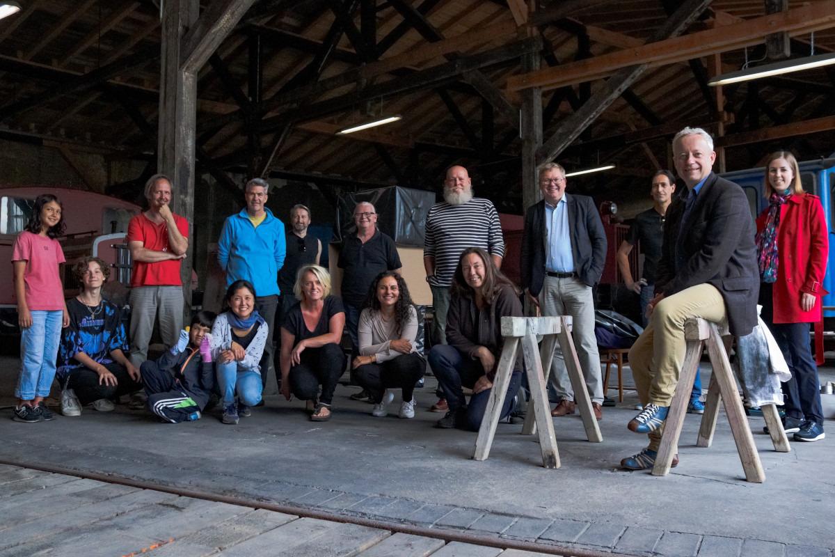 9.Amberger-Kunstsymposium-Besuch-Stadt-Amberg
