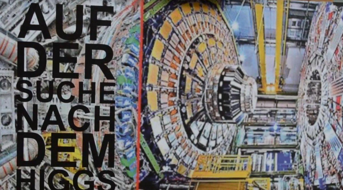1. Amberger Kunstsymposium 2013 – Auf der Suche nach dem Higgs – Film