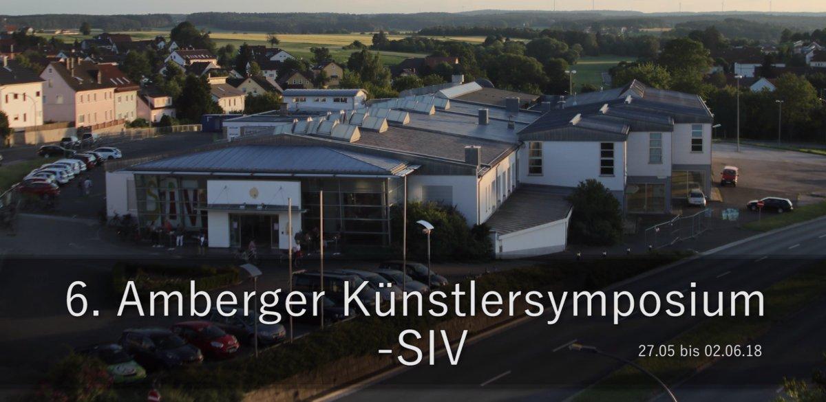 6.  Amberger Kunstsymposium  2018 – SIV – Film